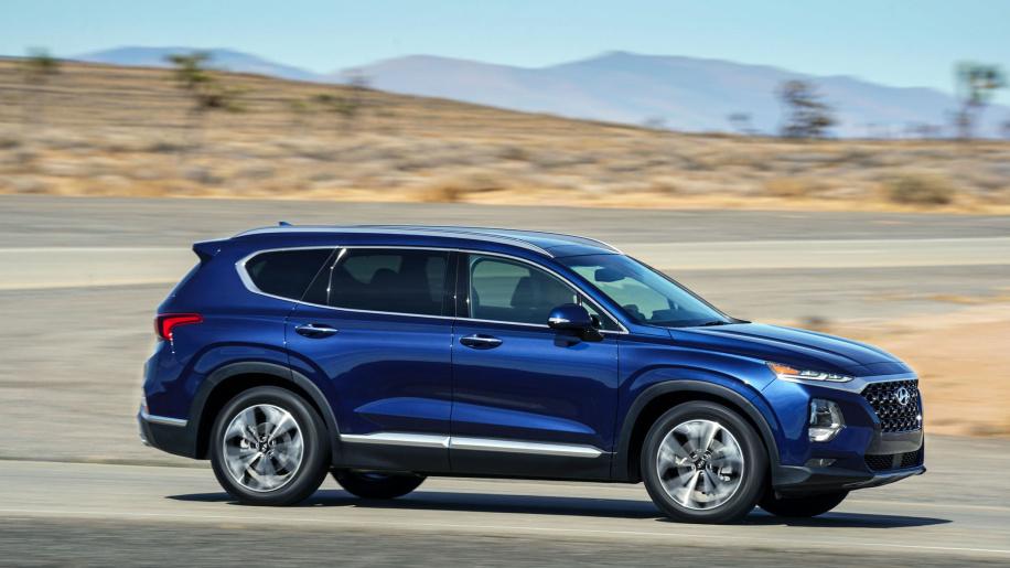 Đánh giá Hyundai SantaFe 2019: Chiếc SUV an toàn và cá tính