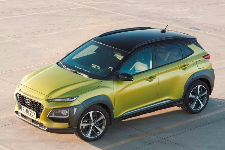 Hyundai Kona 2018 lắp ráp tại Việt Nam giá 690 triệu đồng